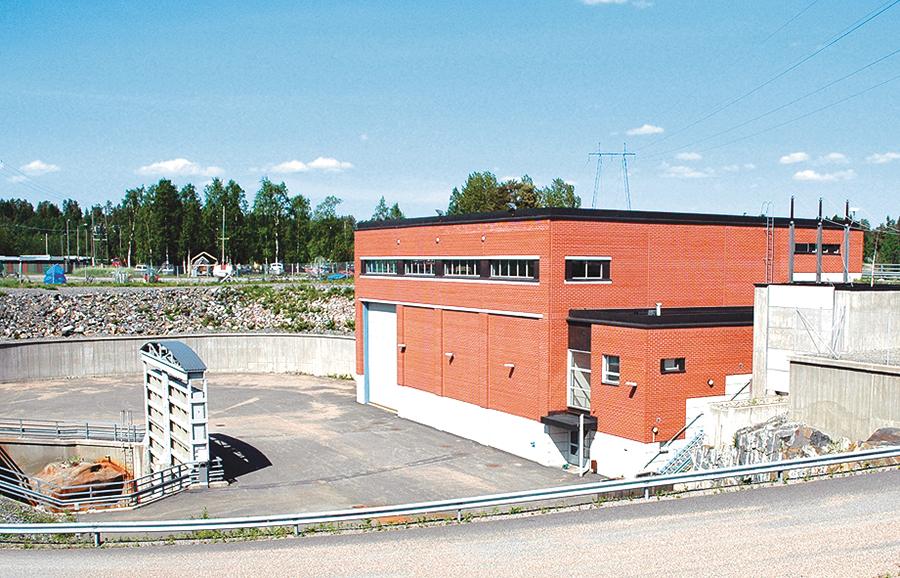 Koivukoski III valmistui vuonna 1995 ja sen koneasema on sijoitettu maan alle Petäisenniskan teollisuusalueelle. Vesi poistuu kaupungin alittavan noin kolme kilometriä pitkän tunnelin kautta. Purkutunnelin loppupää sijaitsee Ämmäkosken alapuolella.