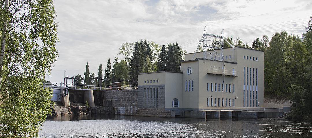Ämmäkosken voimalaitos